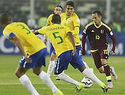 Copa America Chile 2015. Santiago. Estadio Monumental. 21de Junio de 2015. Brasil vs Venezuela