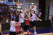 Sassari 20 Agosto 2012 - Qualificazioni Eurobasket 2013 - Allenamento<br /> Nella Foto :  JEFF VIGGIANO<br /> Foto Ciamillo/Castoria