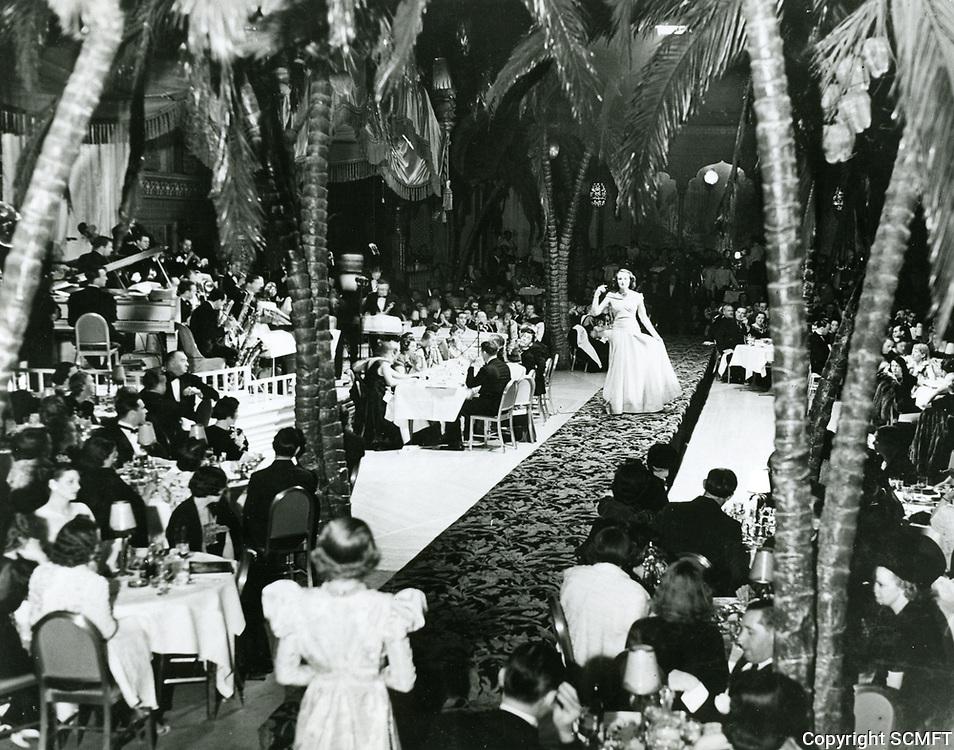 1955 Fashion Show at The Cocoanut Grove