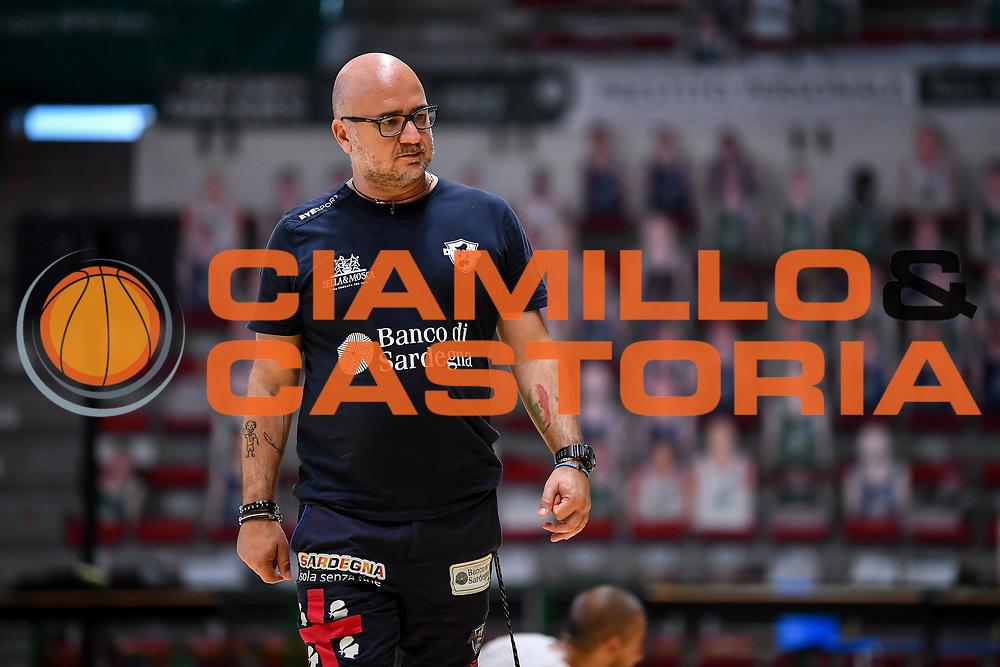 Matteo Boccolini<br /> Allenamento Banco di Sardegna Dinamo Sassari<br /> LBA Legabasket Serie A 2021-2022<br /> Sassari, 12/08/2021<br /> Foto L.Canu / Ciamillo-Castoria