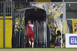 Willem Janssen of FC Utrecht during the Second Round Dutch Cup match between VVV-Venlo and FC Utrecht at Seacon stadium De Koel on October 25, 2017 in Venlo, The Netherlands