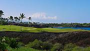 Mauna Lani Resort, Golf Course, Kohala Coast, Big Island of Hawaii, Hawaii