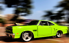 Classic Muscle Cars : Scale Models