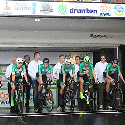 30-09-2017: Wielrennen: Nederlands kampioenschap clubteams: Dronten<br />WV De Ijsselstreek