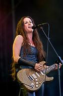 Alanis Morissette, V2002, Hylands Park, Chelmsford, Essex, Britain - 17 August 2002
