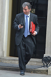 © Licensed to London News Pictures. 05/03/2013. Westminster, UK Oliver Letwin. Ministers after a Cabinet Meeting at number 10 Downing Street on 5th March 2013. Photo credit : Stephen Simpson/LNP