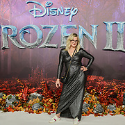 Jennifer Lee attend European Premiere of Frozen 2 on 17 November 2019, BFI Southbank, London, UK.