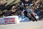 Pikes Peak International Hill Climb 2014: Pikes Peak, Colorado. 747