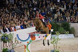 Schwizer Pius (SUI) - Carlina<br /> Rolex FEI World Cup™ Jumping Final 2012<br /> 'S Hertogenbosch 2012<br /> © Dirk Caremans