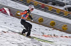 30.12.2011, Schattenbergschanze / Erdinger Arena, GER, Vierschanzentournee, FIS Weldcup, Wettkampf, Ski Springen, im Bild Taku Takeuchi (JPN) // Taku Takeuchi of Japan  during the competition of FIS World Cup Ski Jumping in Oberstdorf, Germany on 2011/12/30. EXPA Pictures © 2011, PhotoCredit: EXPA/ P.Rinderer
