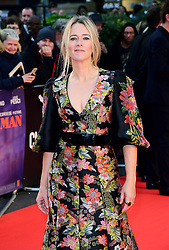 Edith Bowman attending the Closing Gala and International premiere of The Irishman, held as part of the BFI London Film Festival 2019, London.