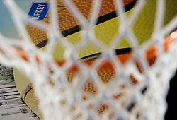 Basket in Abdi Ipekci Arena - Abdi Ipekci Spor Salonu na Ulasim two days prior to the 2010 FIBA Basketball World Championship, on August 26, 2010, in Istanbul,Turkey. (Photo by Vid Ponikvar / Sportida)