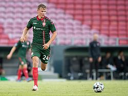 Mathias Ross (AaB) under kampen i 3F Superligaen mellem FC København og AaB den 17. juni 2020 i Telia Parken, København (Foto: Claus Birch).