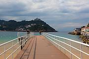 Bahia de la Concha, San Sebastian Donostia, Euskadi, Spain