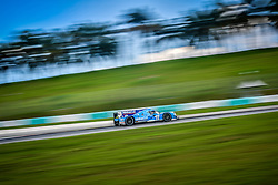 February 22, 2019 - Sepang, MALAISIE - 24 ALGARVE PRO RACING (POR) LIGIER JS P2 JUDD LMP2 ANDREA PIZZITOLA (FRA) HARRISON NEWEY (GBR) ATE DE JONG  (Credit Image: © Panoramic via ZUMA Press)
