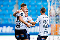 Fotball , 27 August , Norgesmesterskapet, NM Kvartfinale , Cup , Molde - Kristiansund , Benjamin Stokke<br /> <br />  , Foto: Marius Simensen, Digitalsport