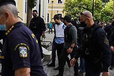 Husband of murdered British woman deposition, Athens, 22 June 2021