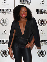 """Stephanie Levi-John   at the UK Premiere of """"Stardust"""", the Opening Film of the Raindance Film Festival,The May Fair Hotel ,London photo by Roger Alarcon"""