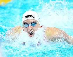HANGZHOU, Dec. 12, 2018  Katinka Hosszu of Hungary competes during Women's 200m Butterfly Final at 14th FINA World Swimming Championships (25m) in Hangzhou, east China's Zhejiang Province, on Dec. 12, 2018. Katinka Hosszu claimed the title with 2 minutes 1.60 seconds. (Credit Image: © Xinhua via ZUMA Wire)