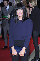 Claudia Winkleman, Glamour Women of the Year Awards, Berkeley Square, London UK, Photo by Brett D. Cove