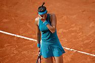 Caroline GARCIA (FRA) during the Roland Garros French Tennis Open 2018, day 9, on June 4, 2018, at the Roland Garros Stadium in Paris, France - Photo Stephane Allaman / ProSportsImages / DPPI