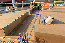 Boathouse at Canal Dock Phase II   State Project #92-570/92-674 Construction Progress Photo Documentation No. 05 on 17 November 2016. Image No. 16