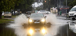 SOUTH AFRICA  - Cape Town - 28 May 2020 - A heavy rain fall has caused Washington Streen in langa to flood,for the past 3 days the Western Cape has been having a bad weather .photograph;Phando Jikelo/African News Agency(ANA)