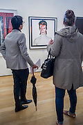 David Bowie by Brian Duffy in the Camera Works Gallery.  The inaugural edition of Photo London - London's first international photography fair, it aims to harness the growing audience for photography in the city and nurture a new generation of collectors. Photo London is produced by the consultancy and curatorial organisation Candlestar, known for their work with Condé Nast and the Prix Pictet photography award and touring exhibition. Photo London's public programme is supported by the LUMA Foundation.