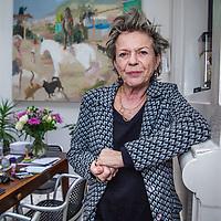Nederland, Amsterdam, 22 februari 2017.<br /> Schrijfster Connie Palmen, schrijver van het Boekenweekessay.<br /> <br /> Aldegonda Petronella Huberta Maria (Connie) Palmen (Sint Odiliënberg, 25 november 1955) is een Nederlandse auteur, neerlandica en filosofe. Ze debuteerde in 1991 met de literaire roman De Wetten. Het boek werd een bestseller en haar naam was daarmee gevestigd. (bron: Wikipedia)<br /> <br /> Foto: Jean-Pierre Jans