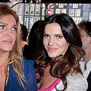 NLD/Amsterdam/20120326 - Presentatie Jeanslijn SOS van Sylvia Geersen bij Raak Amsterdam, met haar moeder
