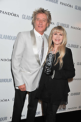 ROD STEWART and STEVIE NICKS at the Glamour Women of The Year Awards 2011 held in Berkeley Square, London W1 on 7th June 2011.