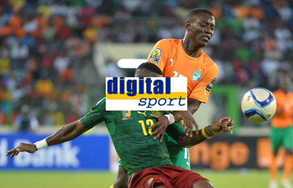 Bedimo Henri ( Cameroun ) - Alain Gradel ( Cote Ivoire )