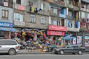 Market at of Batumi, Georgia
