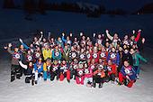 1) Skirennen Freitag  6 März 2015
