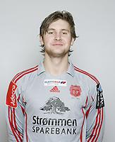 Fotball , 1. divisjon , Adeccoligaen 2011,  portrett , portretter<br /> Strømmen<br /> <br /> Gøran van den Burgt