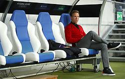 Hoffenheim Manager Julian Nagelsmann ahead of the match