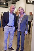 GALEN WESTON; HILARY WESTON, Opening of Miami Art Basel 2011, Miami Beach. 30 November 2011.