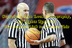 07 January 2018:  Kipp Kissinger and Kelly Self during a College mens basketball game between the Missouri State Bears and Illinois State Redbirds in Redbird Arena, Normal IL