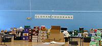 Oldham Foodbank  24 Clegg Street, Oldham, United Kingdom photo by zoe hodges