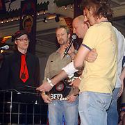NLD/Amsterdam/20070415 - Uitreiking 3fm Awards 2007, Blof