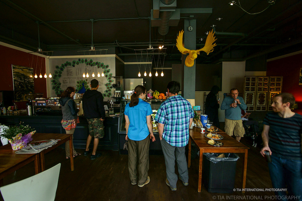 Seattle Grind Grand Opening Event