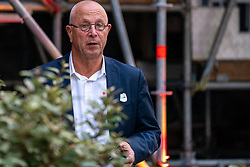 Herman Meppelink during the third day of the beach volleyball event King of the Court at Jaarbeursplein on September 11, 2020 in Utrecht.