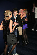 Lady Louisa Compton, Lord Alexander Spencer-Churchill, Nicky Haslam and Violet von Westenholz. Tatler's Little Black Book party. Tramp. Jermyn St.  London. 7 November 2007. -DO NOT ARCHIVE-© Copyright Photograph by Dafydd Jones. 248 Clapham Rd. London SW9 0PZ. Tel 0207 820 0771. www.dafjones.com.