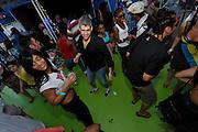 Philadelphia 2010 - June 06..The Sundae Philadelphia party at Octo with Questlove..
