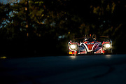 Martin Plowman, David Heinemeier Hansson and TBA, Conquest Endurance (P2) Nissan Morgan, Petit Le Mans. Oct 18-20, 2012. © Jamey Price