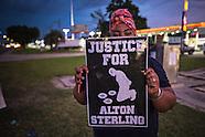 BLM protest Baton Rouge