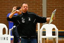 20141217 NED: Challenge Cup, Coolen Alterno - VDK Gent: Apeldoorn<br />Wilfried Groothuis, headcoach Coolen Alterno<br />©2014-FotoHoogendoorn.nl / Pim Waslander