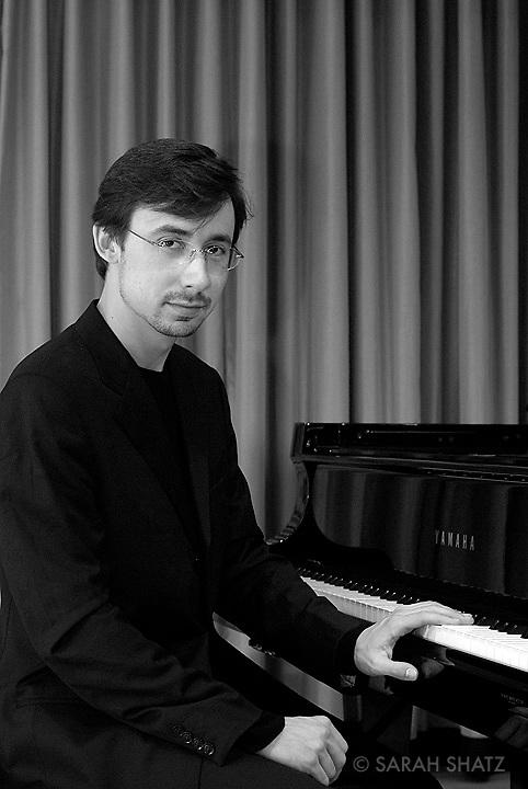 Alex Kobrin, pianist