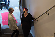 DOMINIC HOURD, JO BRAND, Preview evening  in support of The Eve Appeal, a charity dedicated to protecting women from gynaecological cancers. Bonhams Knightsbridge, Montpelier St. London. 29 April 2019