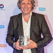 NLD/Utrecht/20171002 - Uitreiking Buma NL Awards 2017, Edwin Hoevelaak wint Hollandse meesters award